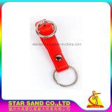 Porta-chaves de Silicone grossista bracelete macio, bracelete de borracha Chaveiro