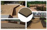 Non-Capped reciclado ou Regular Piso WPC deck composto de plástico de madeira, à prova de água