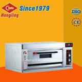 O equipamento da padaria, fábrica de Hongling fornece 1 forno de gás da bandeja da plataforma 2