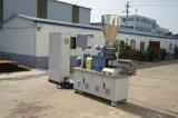 1000-1500 kg-/heinfache Farben-ändernde Strangpresßling-Zeile für Puder-Beschichtung-Produktion