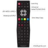 防水LCD TVリモート・コントロールUnivsersalおよび学習