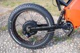 Vélo 2017 de montagne électrique à grande vitesse de pneu de modèle neuf de Leili gros 3000W 72V