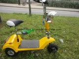 [500و] درّاجة ثلاثية كهربائيّة مع [ليثيوم بتّري]