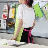 Förderndes umweltfreundliches einfaches Baumwollküche-Schutzblech für Frauen