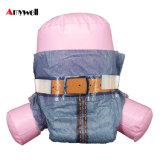Изготовление пеленки младенца поставки большой емкости конкурентоспособной цены быстрой подпертое пластмассой от Китая