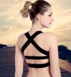 لياقة لباس مشدودة صامد للصدمات ملبس داخليّ رياضة نظام يوغا لباس نساء صديرية