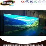 P6 1/8 affichage vidéo polychrome extérieur de location du balayage DEL