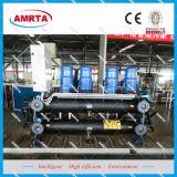 Acondicionador de aire refrigerado por agua de la central del refrigerador del glicol del desfile