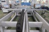 Parker Porta-janela de PVC máquina de soldar a linha de produtos de limpeza