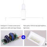 Lâmpada ardente energy-saving do incêndio do diodo emissor de luz 5W