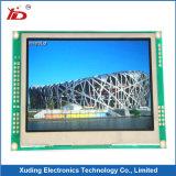 El panel verde del LCD de la negativa de Stn de la pantalla de visualización de 128*64 LCD