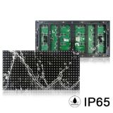 P10 haute résolution plein écran LED de couleur pour la publicité de toit
