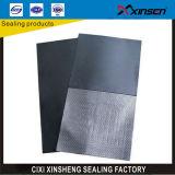 SS304, SS316, SS316L Metall schob verstärktes Graphitdichtung-Blatt ein