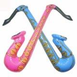 Instrumentos musicales de Sachs del juguete inflable del PVC