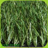 A Erva de futebol de grama sintética para futebol de grama