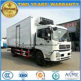 Dongfeng 4X2 camiones refrigerados camiones vagón frigorífico de alta calidad