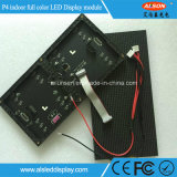 P4 HD Display de LED de interior a todo color para el módulo de Centro Comercial