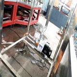 Edelstahl Vor-Wasser Behandlung-Zeile für die Herstellung des Mineralwassers