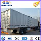 반 공장 가격 2axles 건조화물 밴 Type Container 트럭 트레일러
