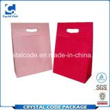 Elegante Form-zuverlässiger gestempelschnittener Griff-Papierbeutel