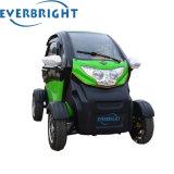 Baja velocidad 2 asientos de coche eléctrico para la venta