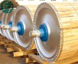 多シリンダーより乾燥したシリンダーおよび長網のクラフト紙機械
