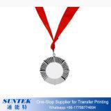Rame stampabile dell'argento dell'oro della medaglia di sublimazione della tintura
