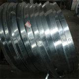 Épaisseur: 0.3-2.5 MM Bande en acier galvanisé pour la fabrication de tuyau