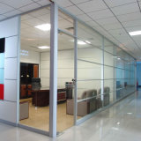 Puerta modificada para requisitos particulares de la partición de cristal para la oficina de lujo