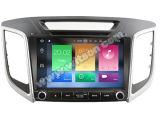 Witson Acht Androïde 8.0 Auto van de Kern DVD voor Hyundai IX25/Creta 4G IPS van ROM van het Scherm van de Aanraking van ROM 1080P 32GB het Scherm