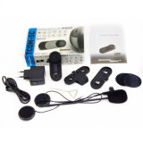 Mini lecteur multimédia portable Bluetooth Casque d'interphone pour casque