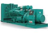 1400 ква генератор Cummins рейтинг ожидания 1120KW дизельного двигателя Cummins генератор