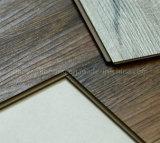 4.2mm高いQuaity Unilinクリックのビニールの床の板およびタイル