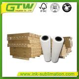 100g/m² Papel de transferencia por sublimación de la impresión en gran formato transferencia