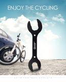 Оптовая торговля комбинация 2 15мм велосипед передней вилки фиксированные ключом на велосипеде