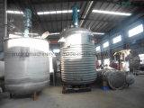 reator 2000L químico com aquecimento/refrigerar do revestimento