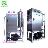 Generatore di raffreddamento industriale dell'ozono di rimozione delle alghe del serbatoio di acqua