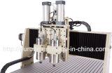 Router di legno di CNC di asse della macchina 3 di falegnameria del Engraver di CNC