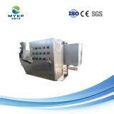 Máquina Automática de desidratação de lamas de parafuso para a indústria
