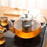 стеклянный бак чая 1200ml с чайником ым фильтром