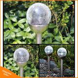 Luz de grama Solar exterior para a lâmpada no pátio e jardim