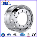 Cer ISO genehmigte 22.5X8.25 geschmiedete Aluminiumrad-Felge