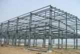 Edificios de acero prefabricados de la construcción para el uso químico