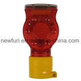 Внутреннее кольцо подшипника трафика светодиод загорается сигнальная лампа проблескового маячка по безопасности дорожного движения