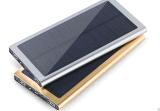 [Kingmaster] (공장) (LED 가벼운 새로운 도착 힘 은행 충전기 10000mAh 20000mAh를 가진 5-7.4$) 8000mAh 태양 에너지 은행 이중 USB는 다른 수용량을 할 수 있다