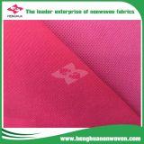 Tela no tejida respetuosa del medio ambiente de la alta calidad el 100% PP Spunbond para la materia textil casera