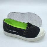 Última moda informal unisex de niños Zapatos de lona, zapatos de la escuela para niños