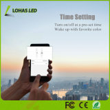 WiFi intelligente Glühlampe-Arbeit mit Google Haus/Alexa GU10 5W LED Scheinwerfer