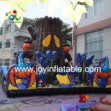 prix d'usine Inflatable Jumping château gonflable avec la diapositive