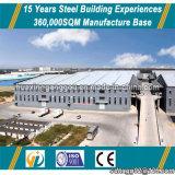 Reciclagem eficaz a certificação OHSAS 18001 Edifício de aço leve